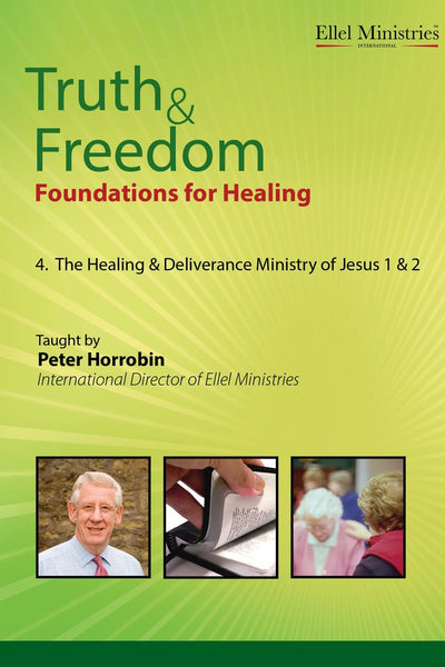 T&F: Healing and Deliverance Ministry of Jesus 1