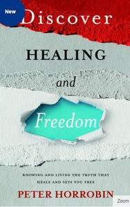 Discover Healing and Freedom - PRE-ORDER