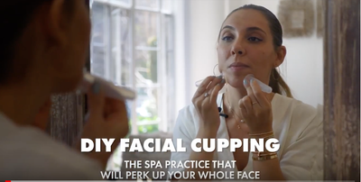 YOUTUBE VIDEO - FACIAL CUPPING