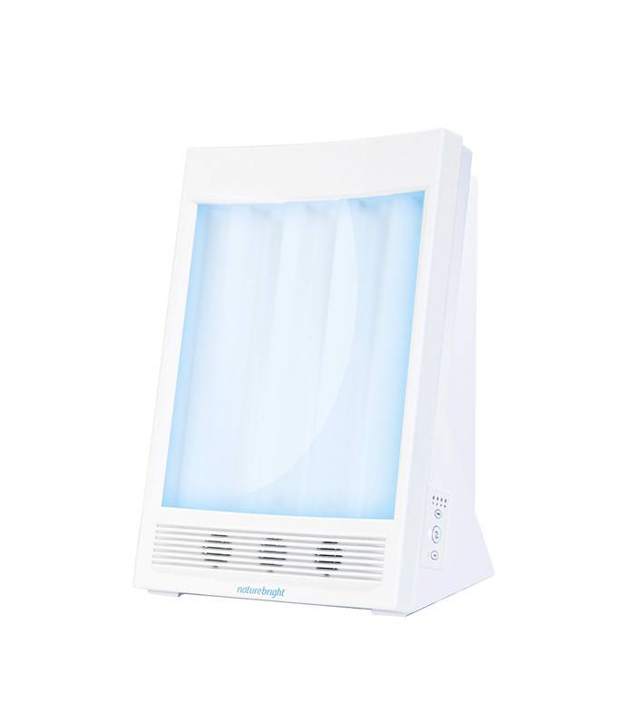 NatureBright  SunTouch Plus Light and Ion Therapy Lamp ($53)
