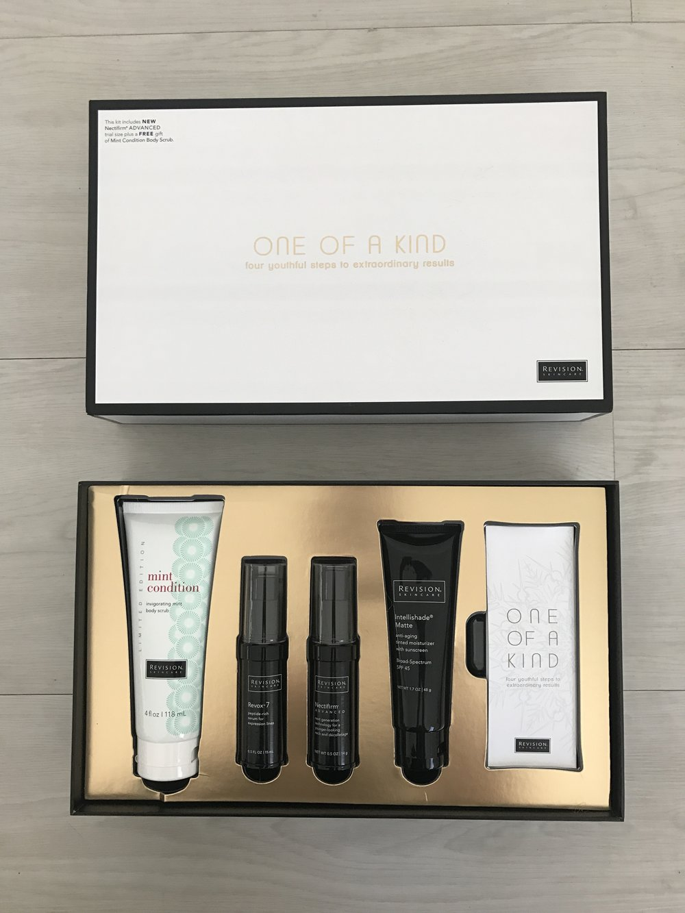 Revision Skincare One Of A Kind Gift Set ($225,  revisionskincareholiday.com )