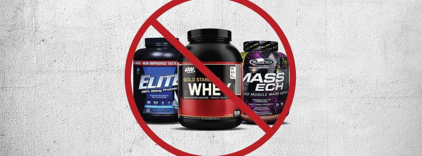 Difference Between Original & Fake Supplements