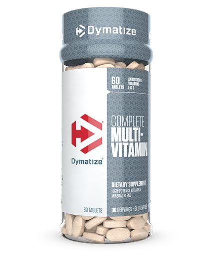 Dymatize Complete Multi-Vitamin 60 Tablets