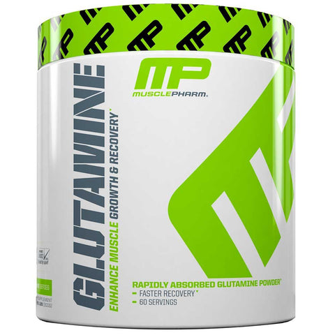 MusclePharm Glutamine, 0.67 lb Unflavoured