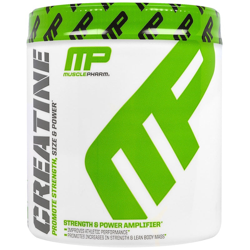 MusclePharm Core Series Creatine 300 Grams Unflavoured for Strength, Size & Power