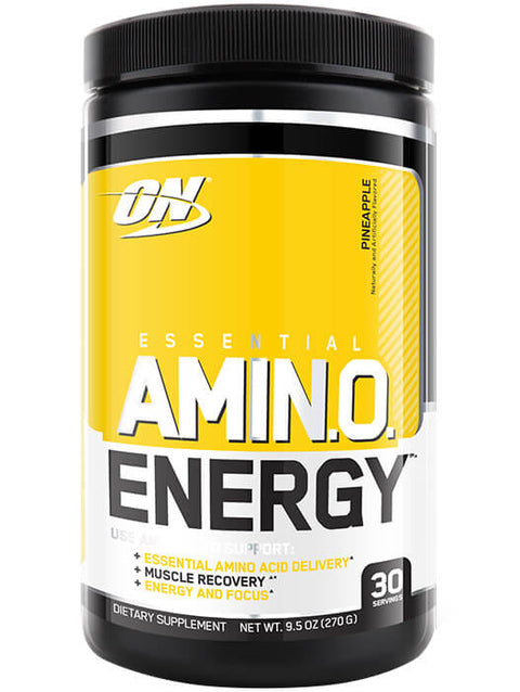 ON (Optimum Nutrition) Essential Amino Energy, 270g lb Pineapple