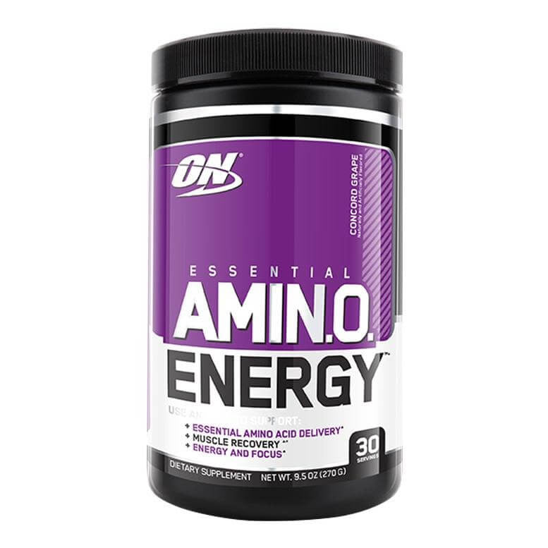 ON (Optimum Nutrition) Essential Amino Energy, 0.60 lb Concord Grape
