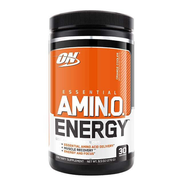 ON (Optimum Nutrition) Essential Amino Energy, 0.60 lb Orange