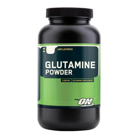 ON (Optimum Nutrition) Glutamine Powder, 300 grams Unflavoured