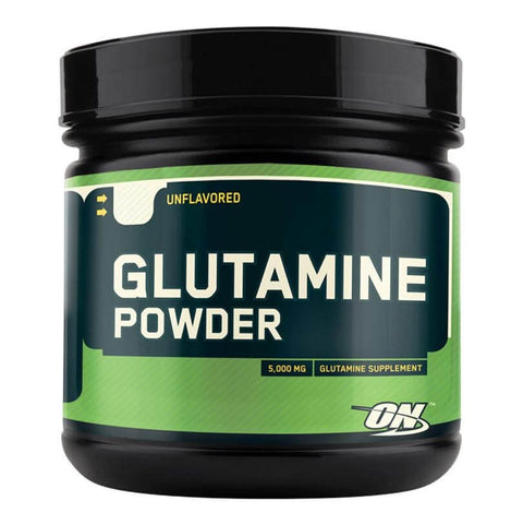 ON (Optimum Nutrition) Glutamine Powder, 600 gram Unflavoured