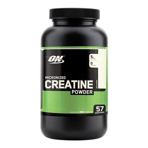 ON (Optimum Nutrition) Micronized Creatine Powder, Unflavoured 0.66 lb