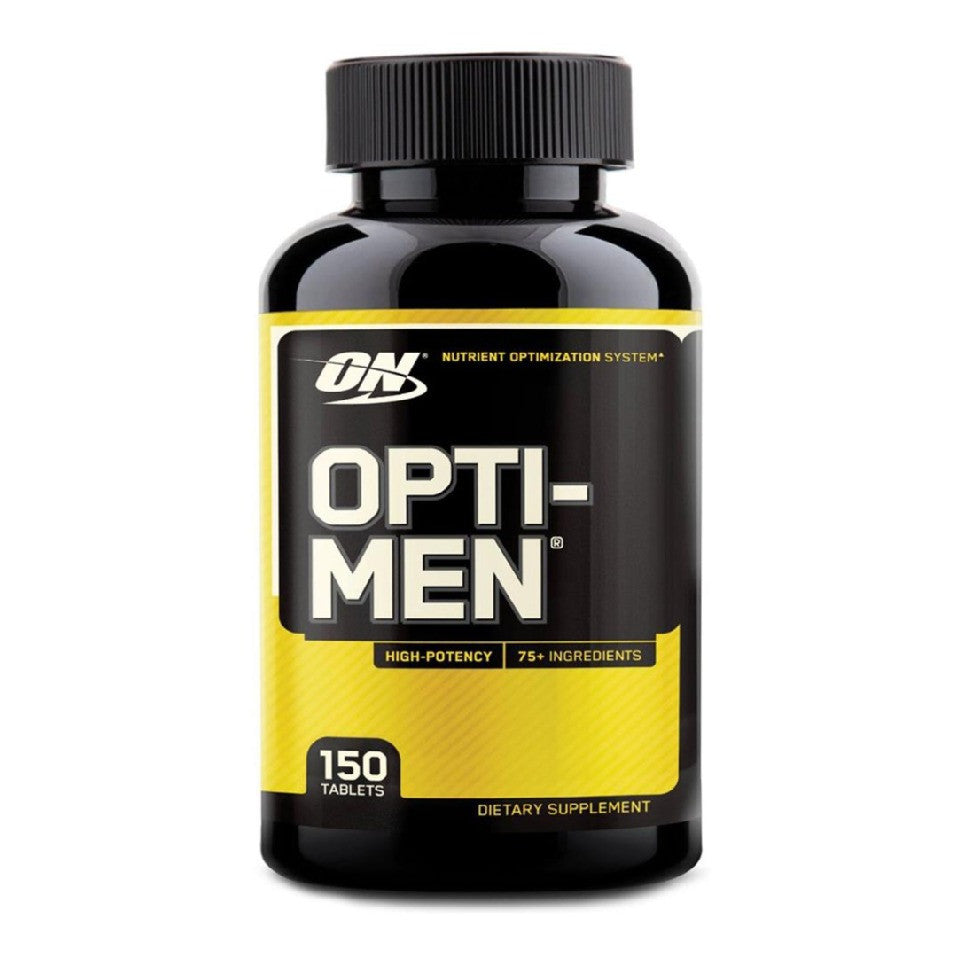 ON (Optimum Nutrition) Opti-Men Multivitamin, Unflavoured 150 tablets