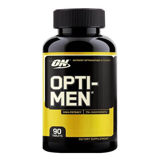 ON (Optimum Nutrition) Opti-Men Multivitamin, Unflavoured 90 tablets
