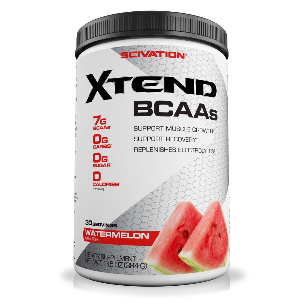 Scivation Xtend BCAA 30 Servings Watermelon