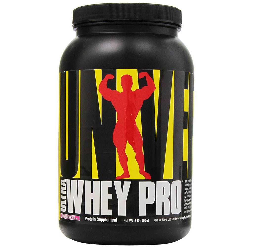 Universal Nutrition Ultra Whey Pro 2 Lbs Strawberry Ice Cream