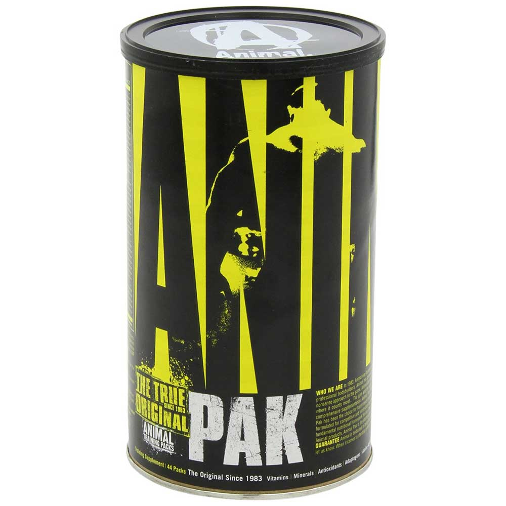 Universal Nutrition Animal Pak, 44 Piece(s)/Pack Unflavoured