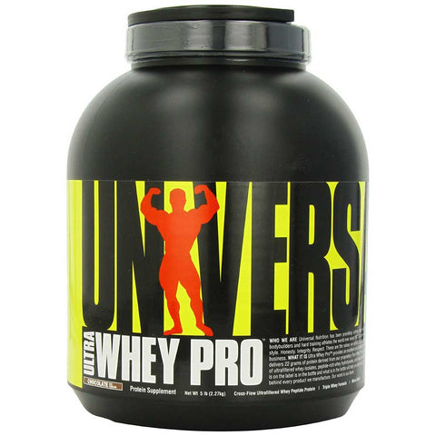 Universal Nutrition Ultra Whey Pro, 5 lb Chocolate Ice Cream