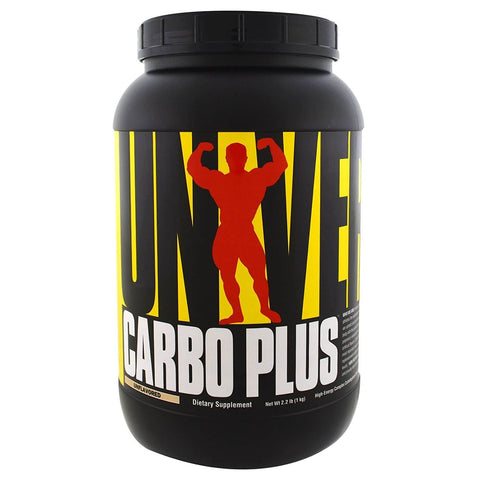 Universal Nutrition Carbo Plus 2.2 lb 1 kg Unflavoured High Energy Complex Carbohydrate Drink Mix