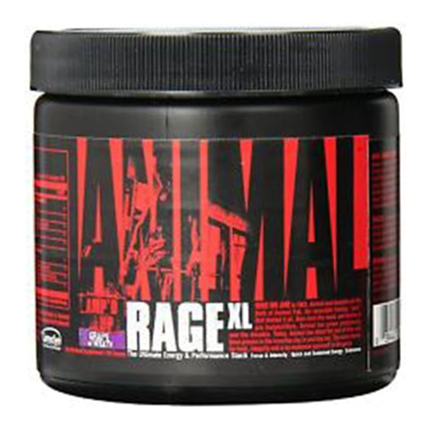Universal Nutrition Animal Rage XL, 0.32 lb Grape