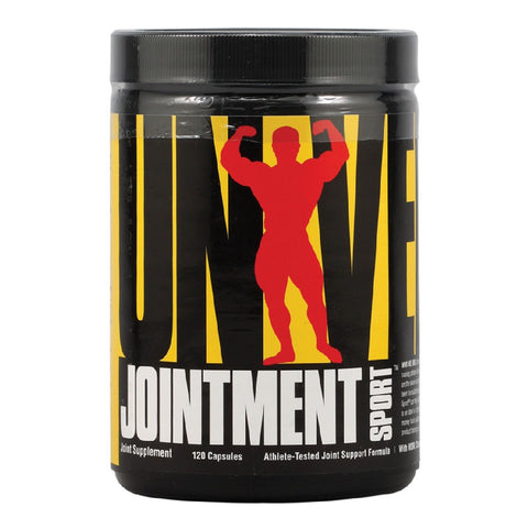 Universal Nutrition Jointment Sport, 120 capsules Unflavoured