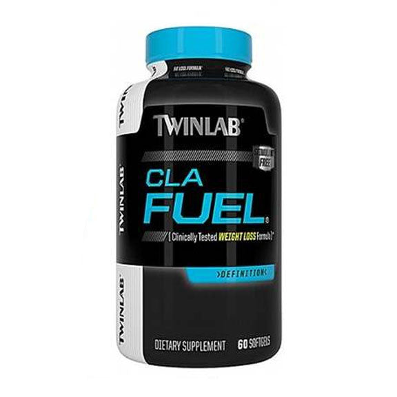 TWINLAB CLA Fuel, 60 capsules Unflavoured