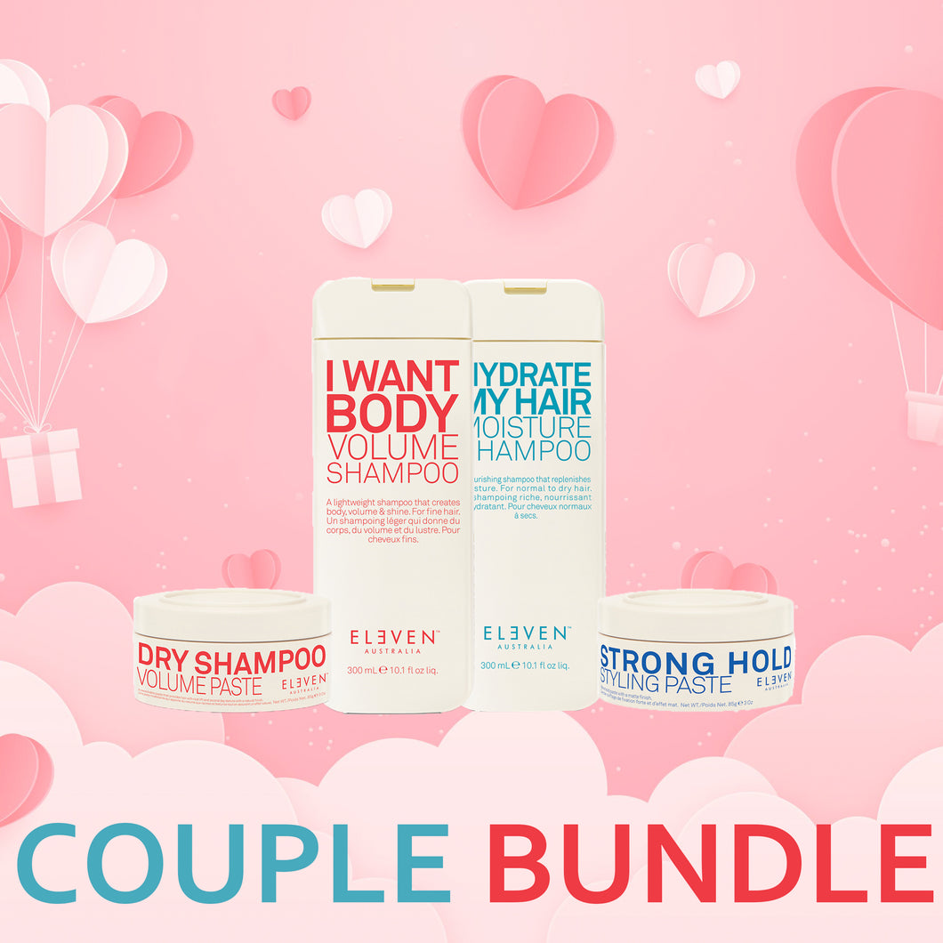 Valentinstag Special: Couple Paket