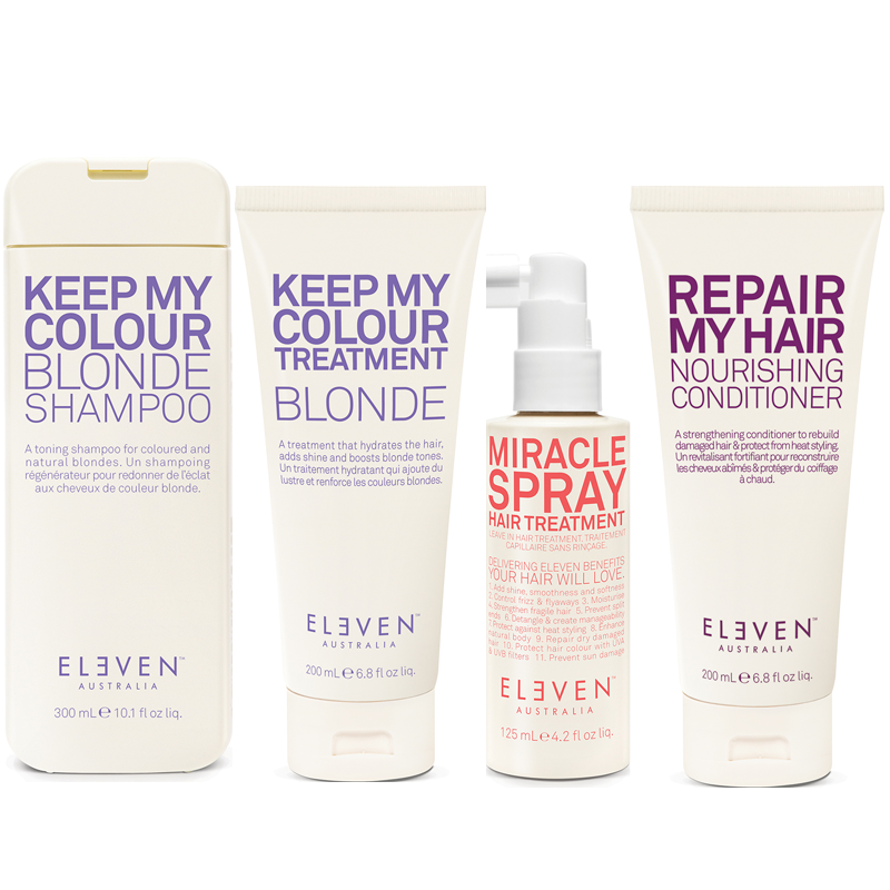 Special Blond Paket