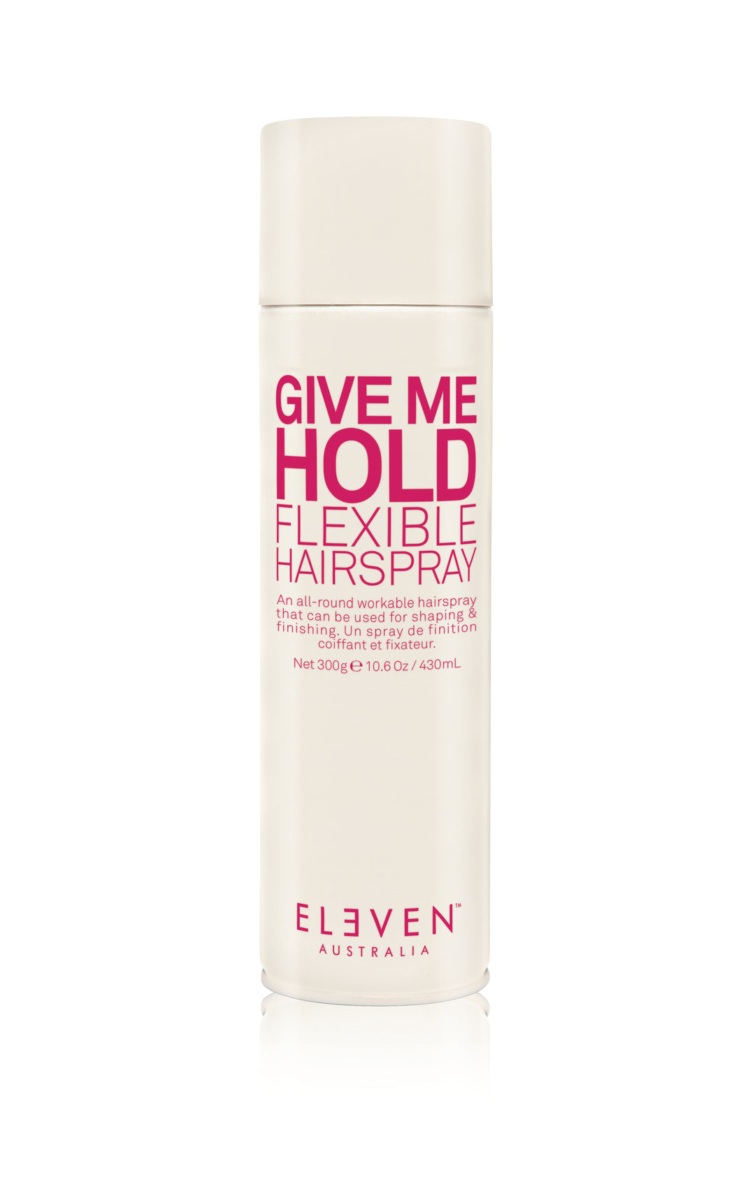 Give Me Hold Flexible Hairspray 400g