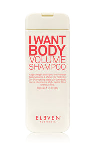 I Want Body Volume Shampoo 300ml