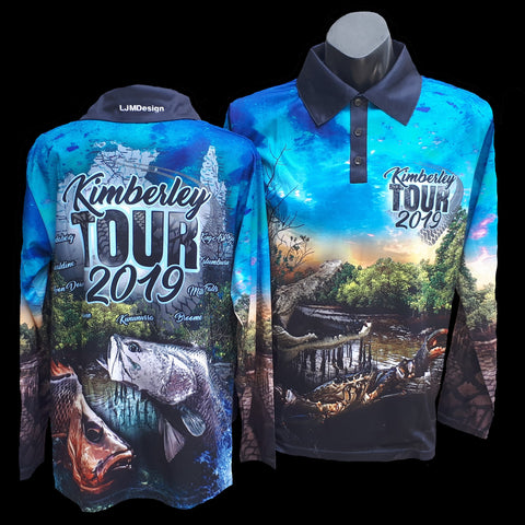 Custom shirts - Kimberleys