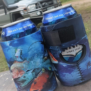 Fishing Reel Holder/Cooler