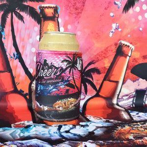 Cheers to the Weekend Barramundi Cooler - Pink