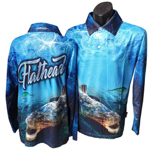 Flathead Dust Up Fishing Shirt