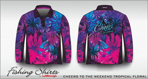 Pre-order - Cheers to the Weekend Tropical