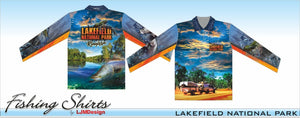 Lakefield NP - Cape York Fishing Shirt