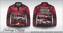 Load image into Gallery viewer, Cruiser Country Fishing Shirt - Teams
