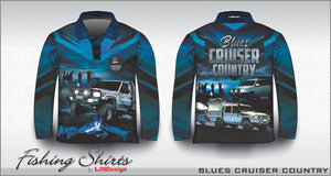 Cruiser Country Fishing Shirt - Teams