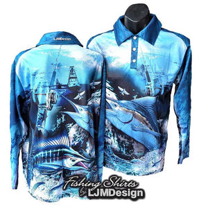 Billfish Fishing Shirt