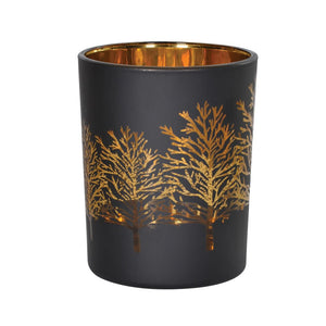 Candle Holder - Trees