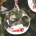 Load image into Gallery viewer, Christmas Glass Baubles