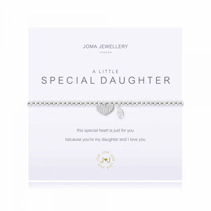 Joma Jewellery 'A Little' Special Daughter