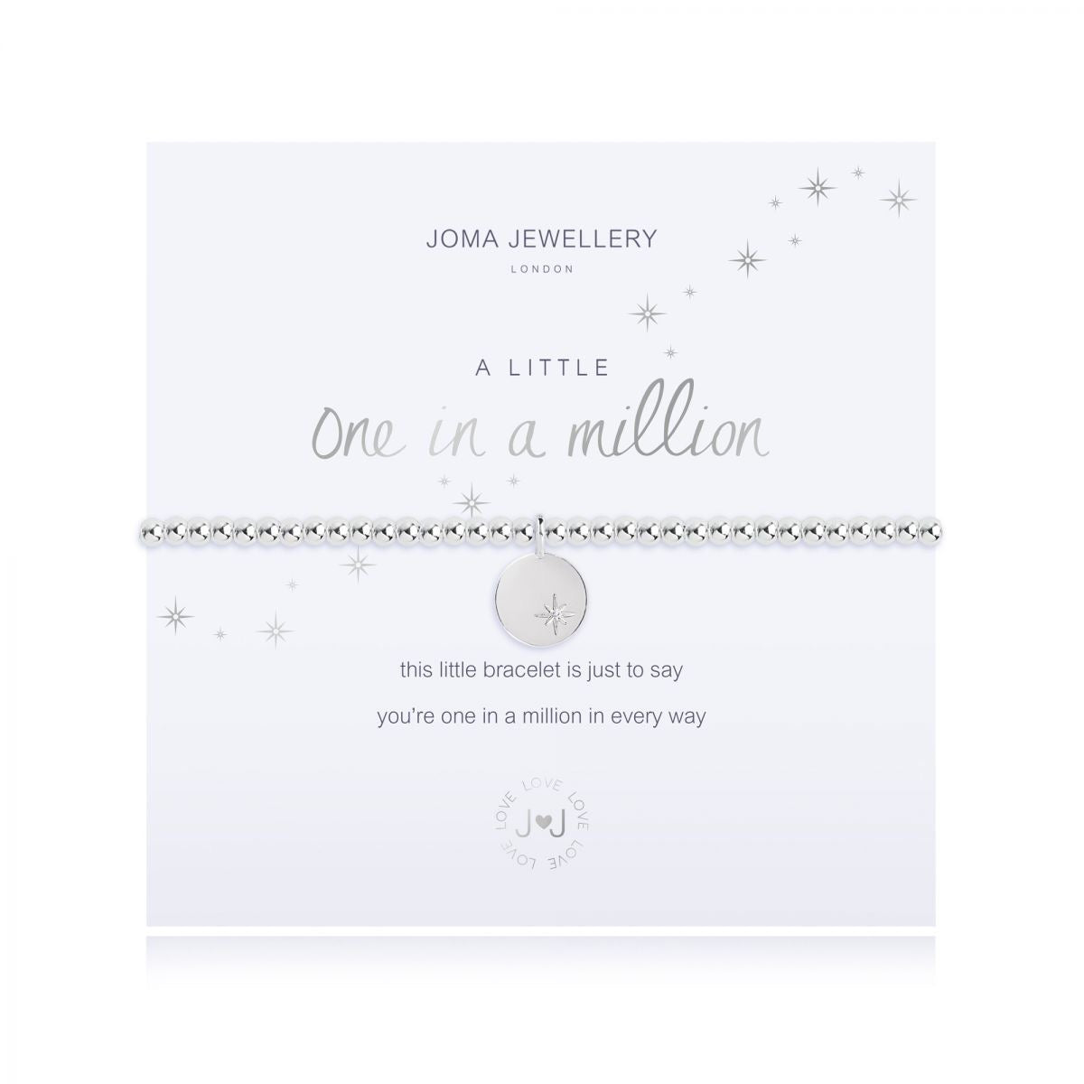 Joma Jewellery 'A Little' One in a Million