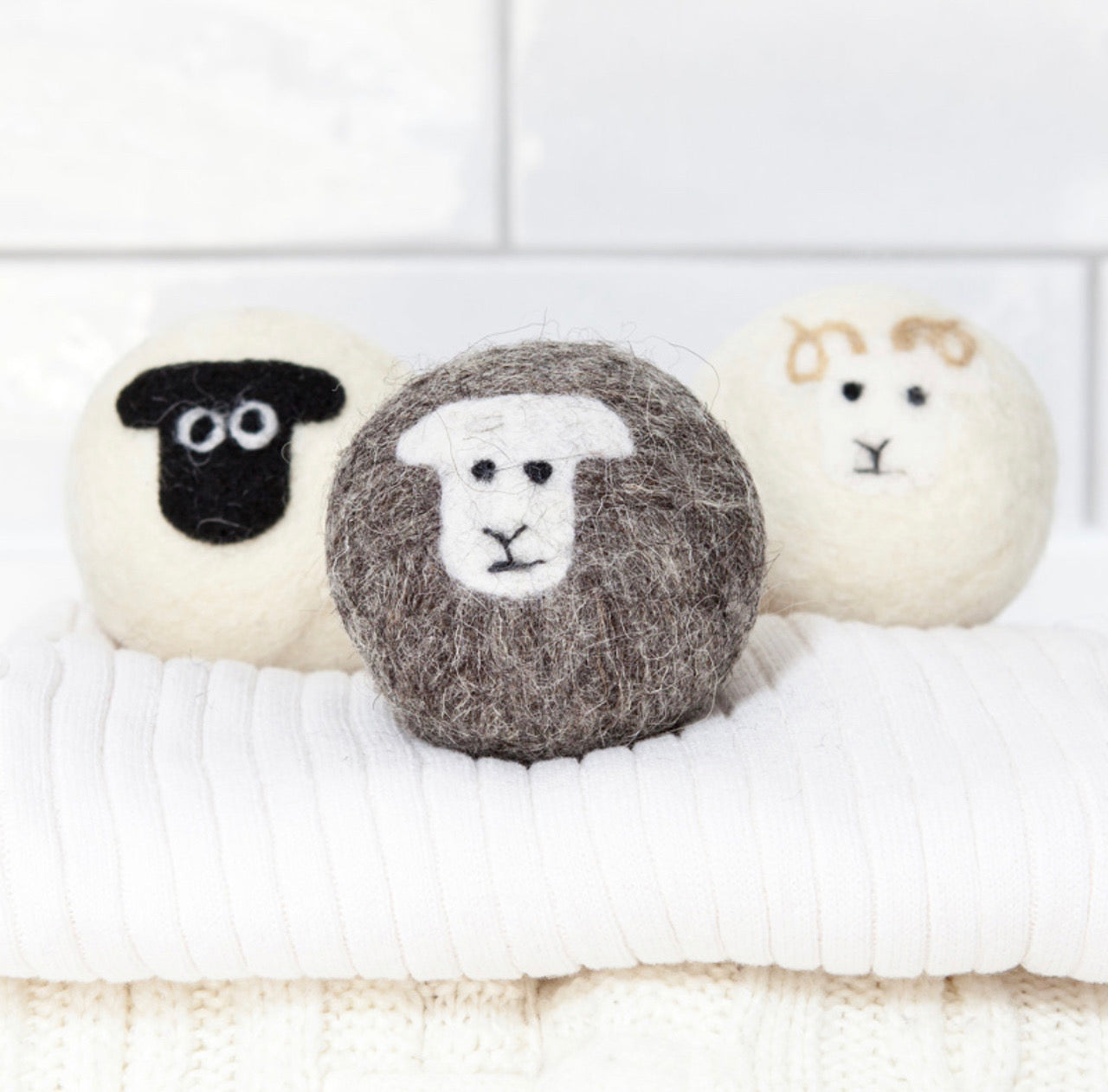 Little Beau Sheep Tumble Dryer Balls