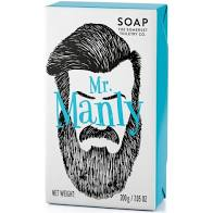 'Mr' Soap Bar