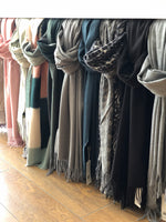 Load image into Gallery viewer, Plain Cashmere Mix Scarf