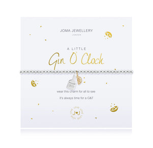 Joma Jewellery 'A Little' Gin O'Clock