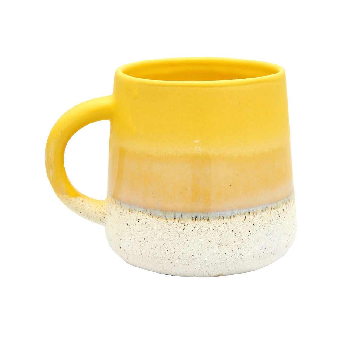 Glaze Mug - Yellow