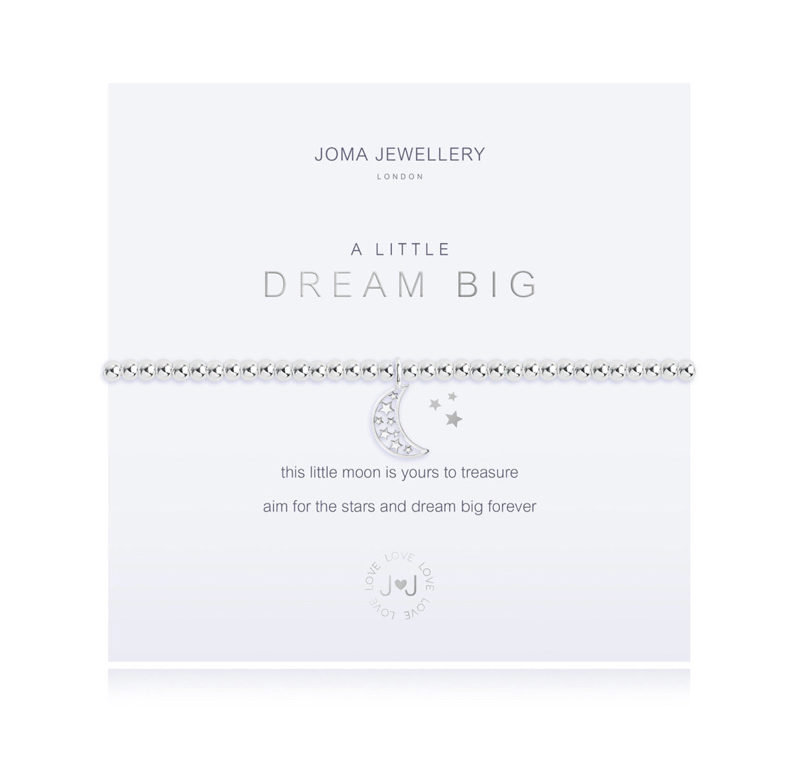 Joma Jewellery 'A Little' Dream Big
