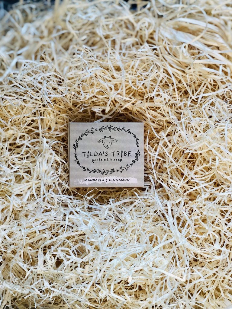 Tilda's Tribe Goats Milk Soap
