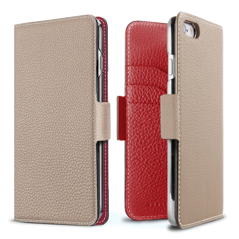 Diary Smartphone Case with Magnet  (iPhone SE / 8 / 7 / 6 / 6s)